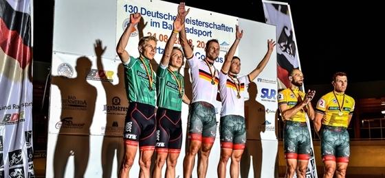 Rückblick auf die 130. Deutsche Bahnmeisterschaften in Cottbus
