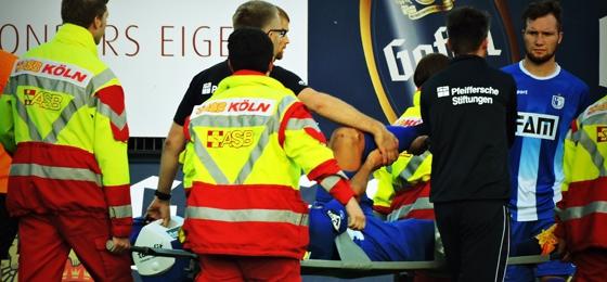 SC Fortuna Köln vs. 1. FC Magdeburg: Bitterer Verlauf einer hoffnungsvollen Sause
