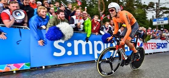 Straßen-WM: Tom Dumoulin dominiert Einzel- und Mannschaftszeitfahren - EZF ohne Medaillen für den BDR