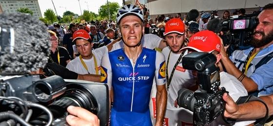 Turbulente erste Woche der Tour de France: Etliche Favoriten schon nicht mehr im Rennen