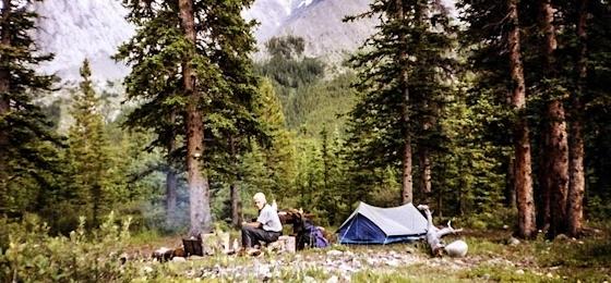 Bis zur totalen Erschöpfung: Ein Marsch durch die kanadischen Rocky Mountains