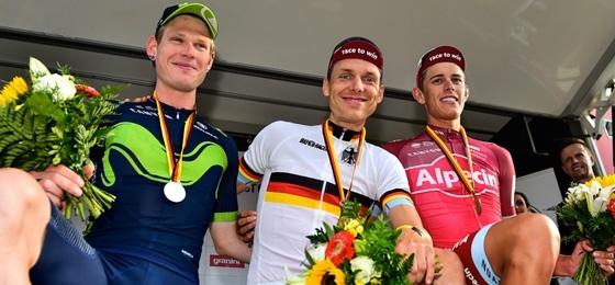Tony Martin holt 7. Zeitfahrtitel - Sensationeller Sieg von Richard Banusch bei der U23