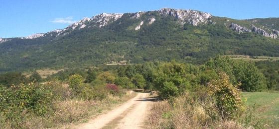 Schüsse in den serbischen Bergen – mit dem Rad durch Srbija