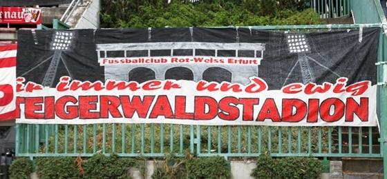 FC Rot-Weiß Erfurt: 1001 DDR-Oberligaspiele und 27 Jahre zwischen Baum und Borke