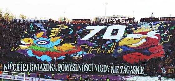 70 Jahre MKS Pogoń Szczecin: Große Feier - Rückblick auf turbulente Zeiten
