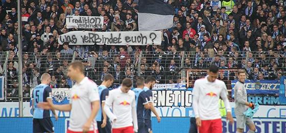 VfL Bochum vs. Leipzig: Zufallstreffer im und Scharmützel nach dem Spiel