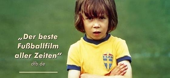 Fimpen, der kleine Knirps, bester Fußballfilm aller Zeiten? Eher nicht.