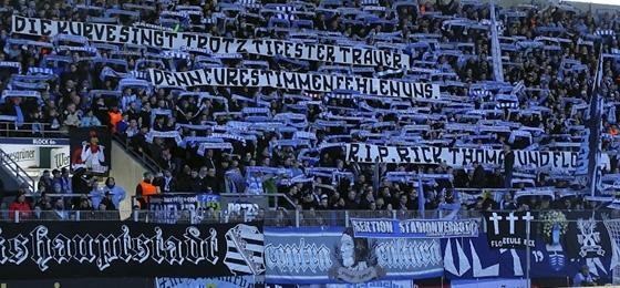 Chemnitzer FC vs. Hallescher FC: Ein Ost-Duell im Schatten der Trauer