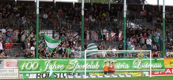 100 Jahre Sportclub Austria Lustenau: Münchner Löwen zu Gast im Reichshofstadion