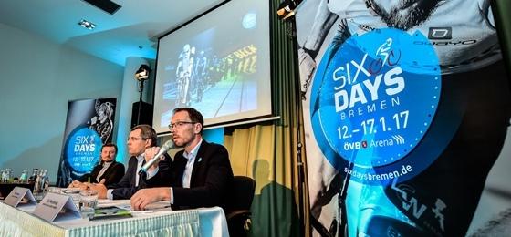 Es ist angerichtet! Vorschau auf die 53. Sixdays Bremen 2017