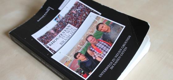 Khouzestan ist wie Brasilien: Ein Buch in dem mehr steckt als man denkt