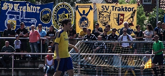 Lokomotive Güterglück, Union Wetten, Hertha Otze, Plätzchen Kickers: Vereine mit grandiosen Namen