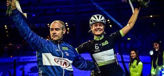 Amalie Dideriksen auch auf der Bahn eine Klasse für sich: Sieg bei den Six Day Berlin