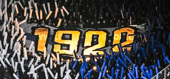 "Slavia Praha vs. Baník Ostrava: Gelungener Auftritt der Gästefans am ""Black Friday"""
