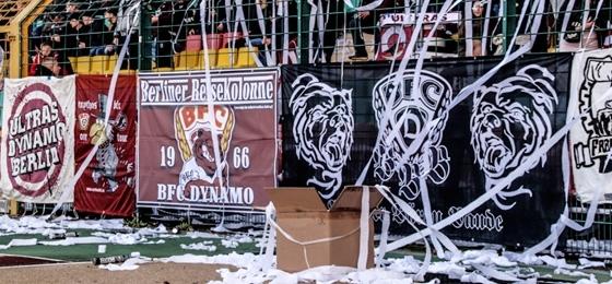 BFC Dynamo vs. Chemie Leipzig: Weinroter Sieg, trübe Gedanken und ein Leutzscher Ausreiseantrag…