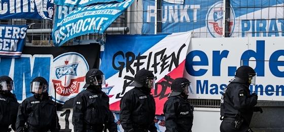 VfL Osnabrück vs. F.C. Hansa Rostock:  Grenzen der Menschlichkeit