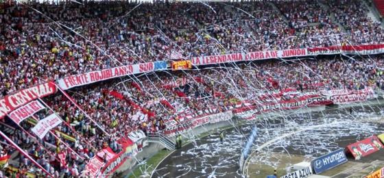 Kolumbianischer Fußballrückblick Teil 6: Junior FC vs. Atlético Nacional