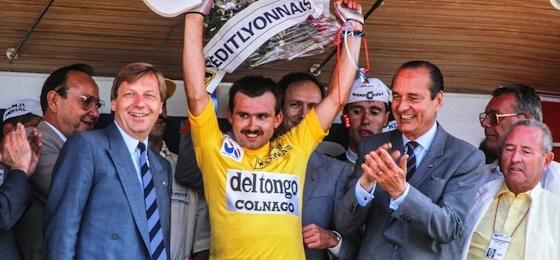 Vor 30 Jahren in Berlin: Als die Tour de France 1987 in die geteilte Stadt kam