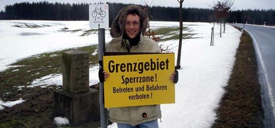 Mödlareuth - einzigartiger Punkt entlang der innerdeutschen Grenze