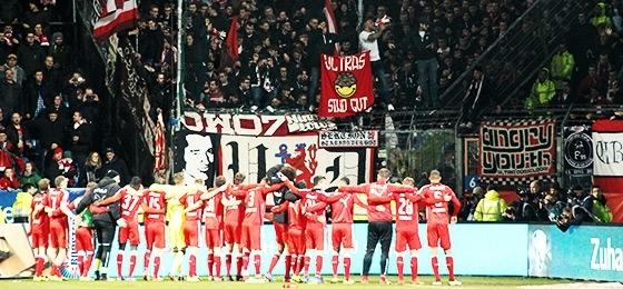 Bochum gegen Düsseldorf: Fortuna mit mehr Feuer im West-Klassiker