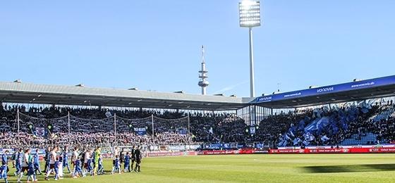 Bochum gegen Nürnberg Februar 2018