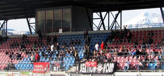 FC Vaduz mischt in Schweizer Super League munter mit