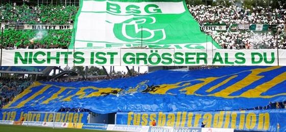 Leipzig bereits in Hochspannung: Derby BSG Chemie vs. 1. FC Lok wirft Schatten voraus