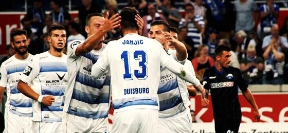 Duisburg Gegen Paderborn