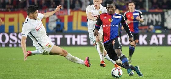 FC Basel: Durchmarsch in der Liga, erstes Holpern in der Europa League, Sieg in Muttenz