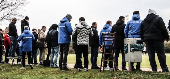 Novi Pazar! Novi Pazar! Hitziger Pokalfight auf dem Jubiläumssportplatz in Berlin-Neukölln