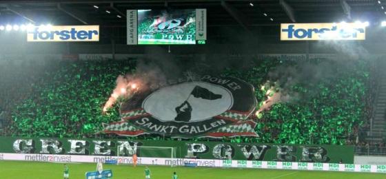 FC St. Gallen vs. FC Basel: St. Gallener schenken Ultras ...