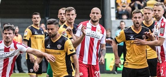 Doppelt glücklich: Union Berlin siegt 1:0, Dynamo Dresden bleibt trotzdem zweitklassig