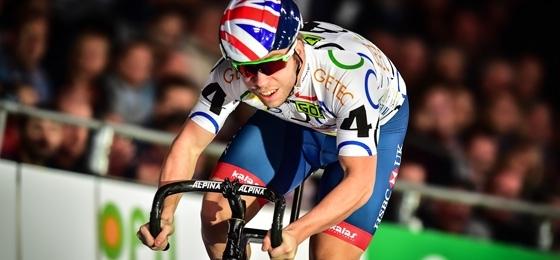 Britischer Olympiasieger mit deutschen Wurzeln: Philip Hindes' Ziel ist der WM-Titel im Sprint