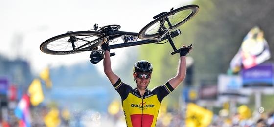 101. Austragung der Flandern-Rundfahrt von Philippe Gilbert dominiert