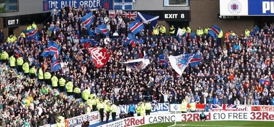 411. Old Firm: Pfosten verhindert Rangers-Ausgleich in 87. Minute