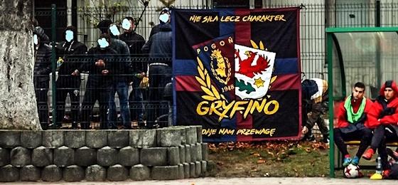 350 km nach Gryfino, zur Toilette und zurück: Energetyk Gryfino vs. Górnik Konin