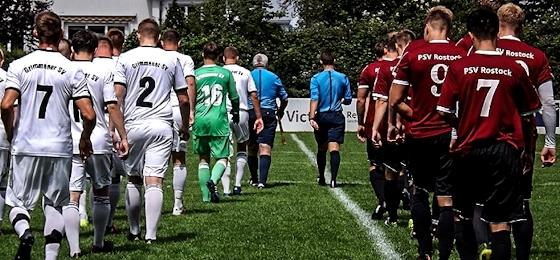Kulturschock in Warnemünde, zu Gast bei Grimmen gegen Dynamo Rostock
