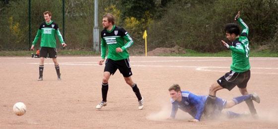 Sus Essen-Haarzopf vs. FC Remscheid