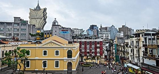 Macau mit einem anderen Blick: Fotos, Bilder, Impressionen