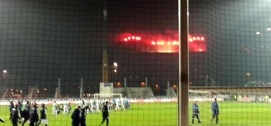 FC St. Pauli: Pyro auf dem Bunker, könnte das Schule machen?
