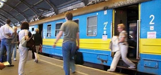 Die Fußball-EM 2012 ruft: Tipps zum Bahnfahren im Gastgeberland Polen