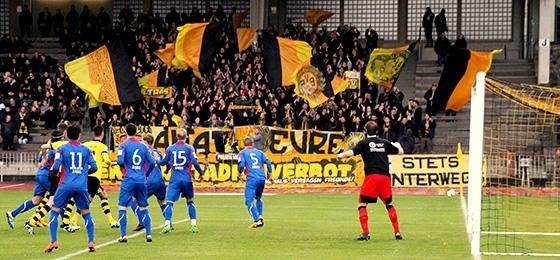 BVB U23 gegen RW Ahlen: Eiskalter Dortmunder Sieg mit feurigen Elementen