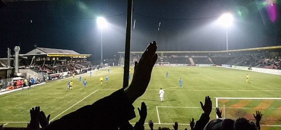 "Hansa Rostock im ""Europapokal"": Engagierter Auftritt beim FK Slavia Großaspach"