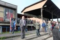 Ústí nad Labem vs. HFK Olomouc: Tschechischer Fußball zur Frühstückszeit