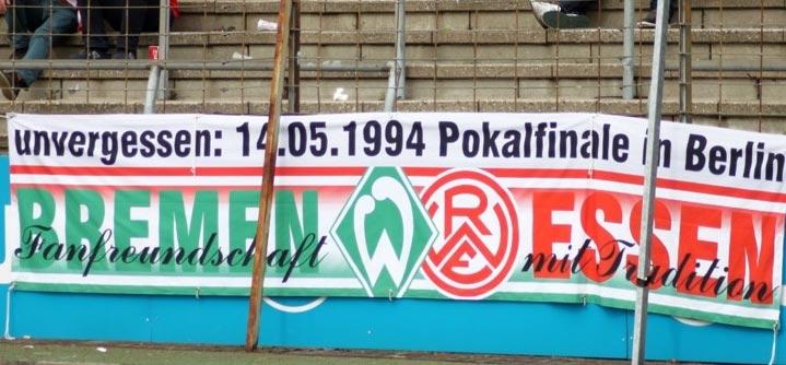 Rückblick auf das DFB-Pokalfinale 1994: Werder gegen RWE