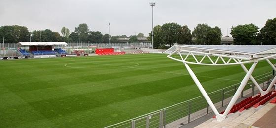 Amateurstadion Ulrich Haberland Stadion Bayer 04 Leverkusen
