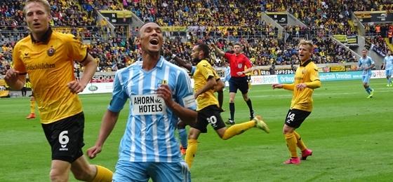 SG Dynamo Dresden vs. Chemnitzer FC: Die schwarz-gelbe Eins bleibt stehen
