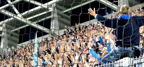 Himmelblauer Wahnsinn in Chemnitz: Das 5:5 gegen Mainz 05 macht Geschichte