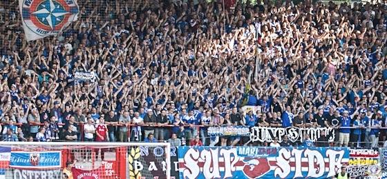 Was für ein phantastisches Torfestival! Union Berlin besiegt Holstein Kiel 4:3!