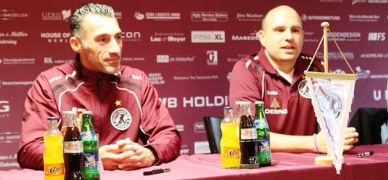 Thomas Stratos hat beim BFC Dynamo ein Ziel: Jedes Spiel gewinnen